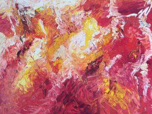 Abstracte kunst | Hans Bies | Schilderij | Abstract 2006-01