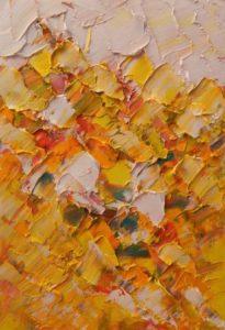 Abstracte Kunst | Hans Bies | Schilderij | Abstract 2011-01