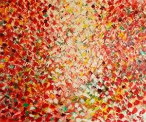 Abstracte Kunst | Hans Bies | Schilderij | Abstract 2013-01