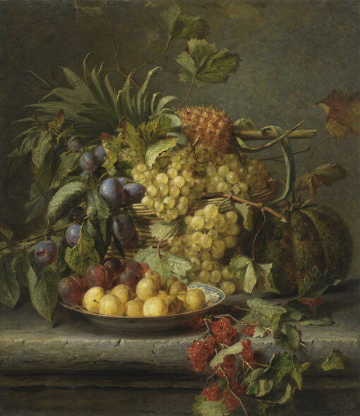 Adriana Haanen | Fruitstilleven | Kunsthandel Bies