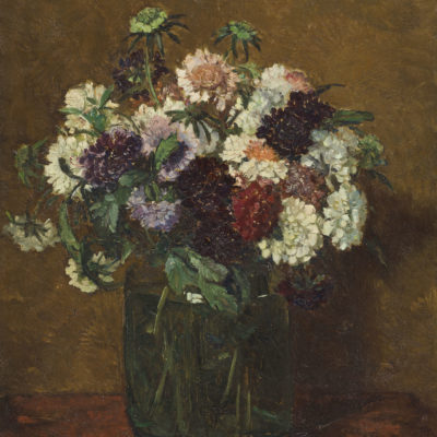 Johannes Evert Hendrik Akkeringa | Bloemstilleven | Kunsthandel Bies