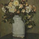 Johannes Evert Hendrik Akkeringa | Wilde roosjes | Kunsthandel Bies