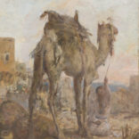 Marius Bauer | Kameel | Kunsthandel Bies