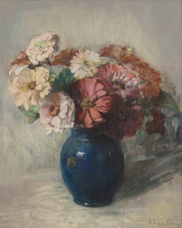 Ans van den Berg | Bloemstilleven | Kunsthandel Bies