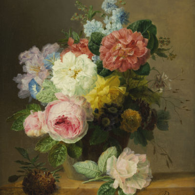 Arnoldus Bloemers | Bloemstilleven | Kunsthandel Bies