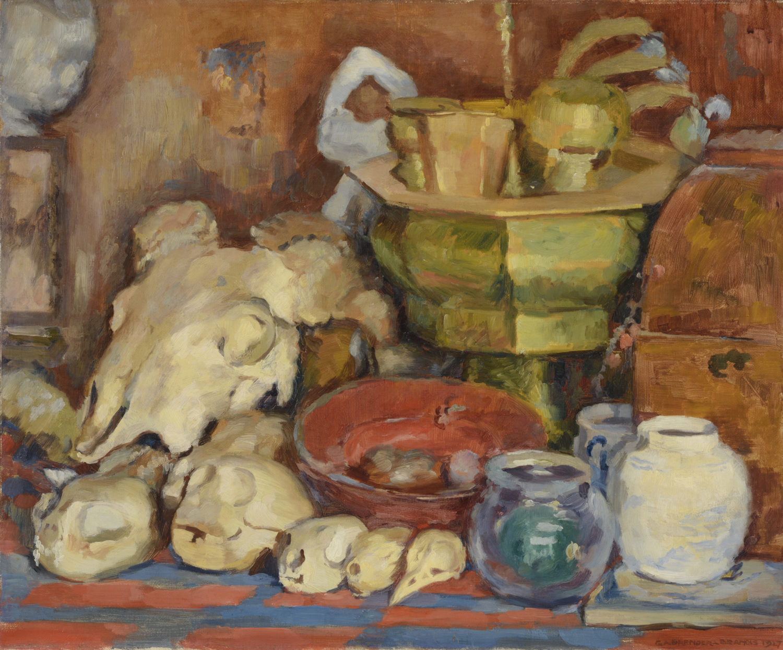 Geraldo Abraham Brender à Brandis | Stilleven | Kunsthandel Bies