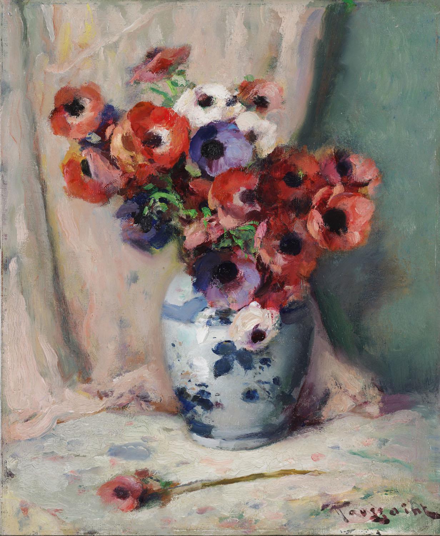 Fernand Toussaint | Selection d'Anemones | Kunsthandel Bies