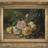 Gerardine van de Sande Bakhuyzen | Stilleven met rozen