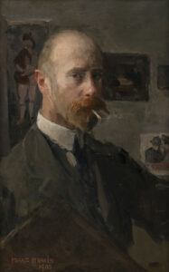 Isaac Israels | Zelfportret, 1905 | Kunsthandel Bies
