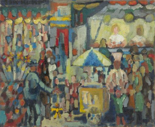 Jan Kuhr | Kermis | Kunsthandel Bies