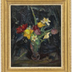 Jan Sluijters | Bloemen in een vaas | Kunsthandel Bies