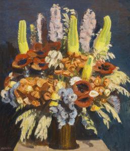 Kees Maks | Fleurs des Champs | Kunsthandel Bies