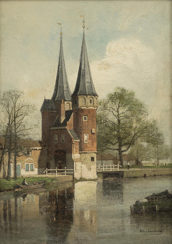 Johannes Christiaan Karel Klinkenberg | De Oostpoort in Delft