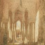 Marius Bauer | Alhambra, Granada | Kunsthandel Bies
