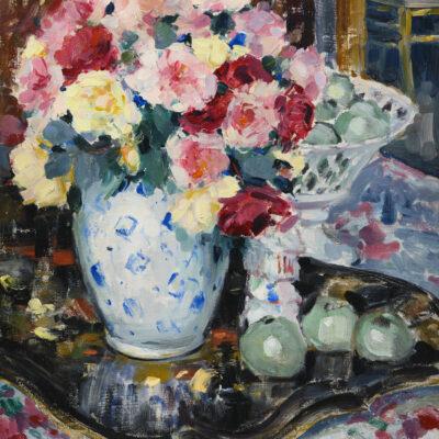 Médard Verburgh | Les Roses | Kunsthandel Bies