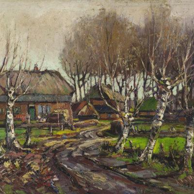 Janus Sibens | Boerderijen | Kunsthandel Bies