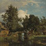 Willem Bastiaan Tholen   Giethoorn   Kunsthandel Bies