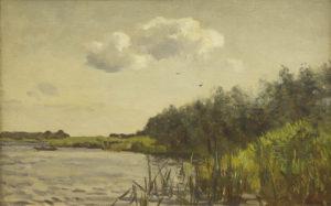 Willem Bastiaan Tholen | Zuiderzee | Kunsthandel Bies