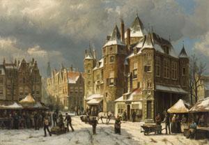 Willem Koekkoek | Kunsthandel Bies