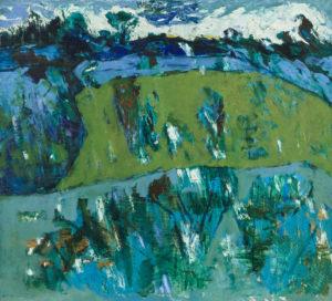 Maurice Wyckaert | Crepuscule | Kunsthandel Bies
